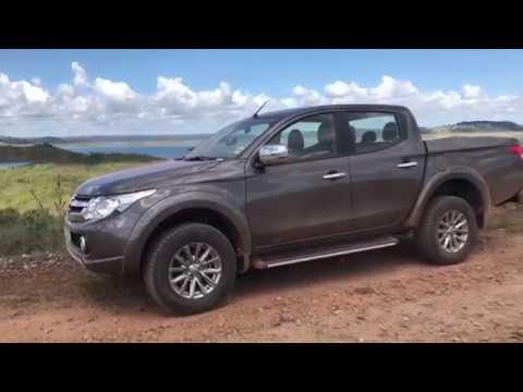 Nova Mitsubishi L200 Triton Sport 2019 - primeiras impressões/ Vrum Brasília