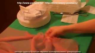 Пошив тюли из вуали.(, 2015-06-10T15:50:26.000Z)