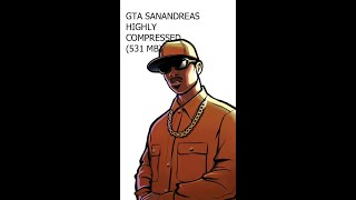 How to download gta san andreas highly compr videos / InfiniTube