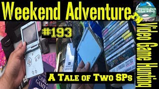 Weekend Adventure in Video Game Hunting #193: A Tale of Two SPs