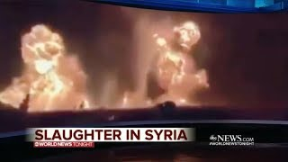 BREAKING: ABC WORLD NEWS BUSTED FAKING SYRIA MASSACRE FOOTAGE