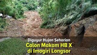 Calon Makam Sultan Jogja Longsor!