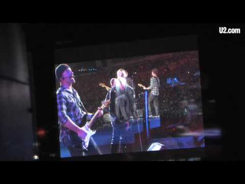U2 Three Button World