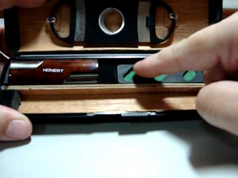 Homemade Cigar Travel Humidor - fully accessorized from YouTube · Duration:  4 minutes 41 seconds