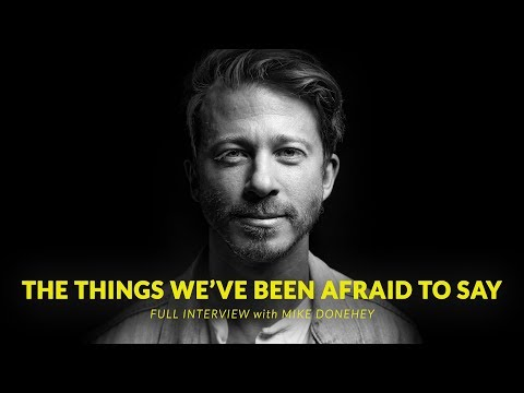 The Things We've Been Afraid To Say | Full Interview with Mike from Tenth Ave North