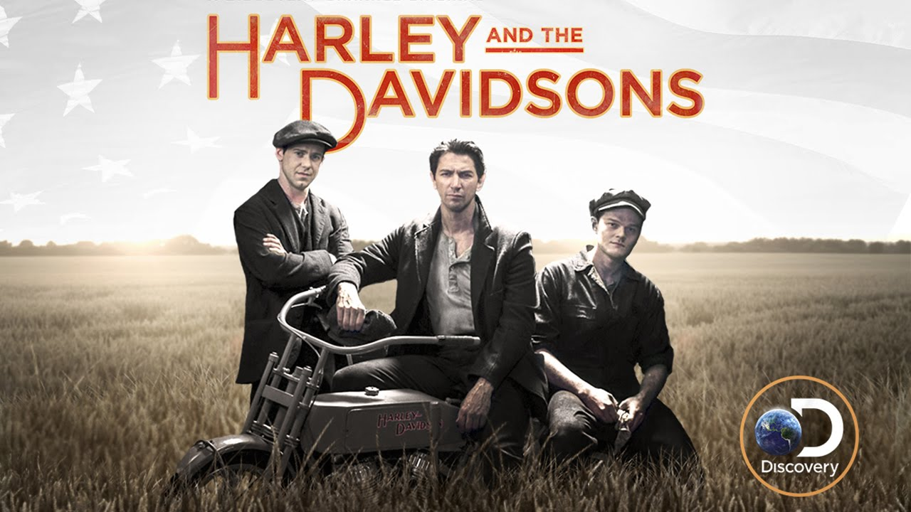 discovery - harley and the davidsons - youtube