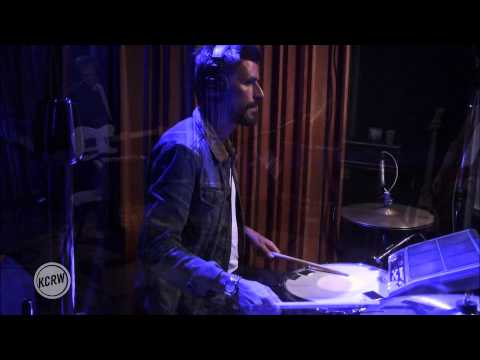 "Tom Vek performing ""Sherman (Animals In The Jungle)"" Live on KCRW"
