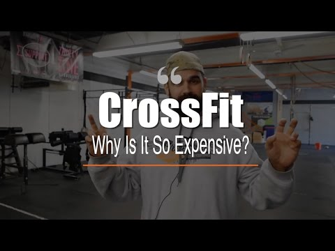 Why Is CrossFit So Expensive! [100% TRUTH]