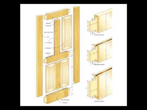 Fantastisch Türen einbauen: Möchten Sie Ihre eigenen Türen zu erstellen? Sehen  CJ15