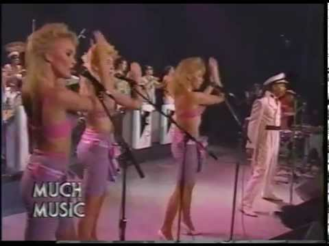 Kid Creole and the Coconuts Live in Montreal