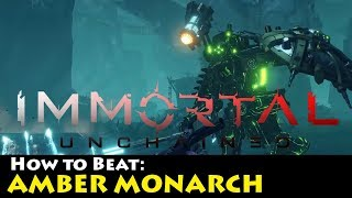 IMMORTAL: UNCHAINED - Amber Monarch Boss Guide