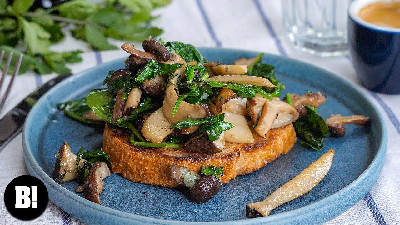 15+ Ultimate Mushrooms on Toast   Day 8 Kollektion