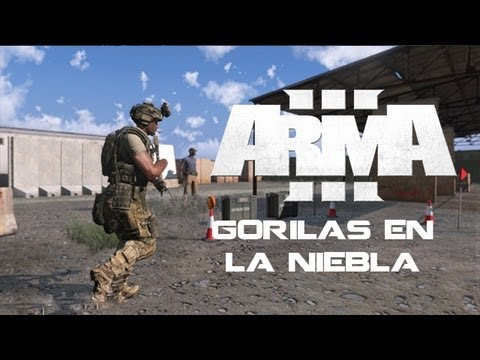 Arma 3 beta gorilas en la niebla w macundra youtube for Gorilas en la niebla
