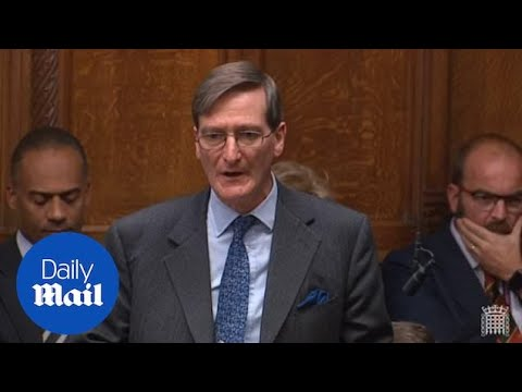 Dominic Grieve's speech in the Commons following Government's defeat
