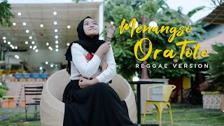 Menungso Oratoto - Dhevy Geranium Reggae Cover