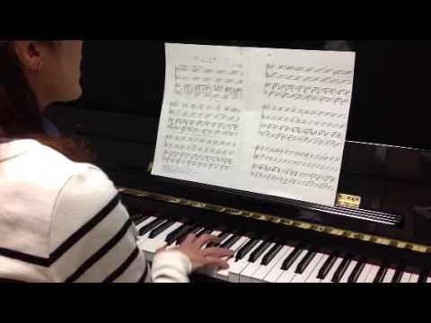 ドレミの歌(ピアノ連弾)楽譜 サウンド・オブ・ミュージックposted by lagertfk