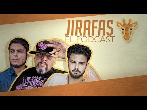 Jirafas #6: GORDO MASTER con David Sainz y Juan Amodeo | Playz