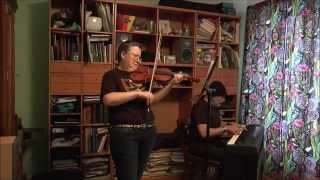 Tor Aulin - Fyra Aqvareller, för violin och piano. Op.15 (complete)