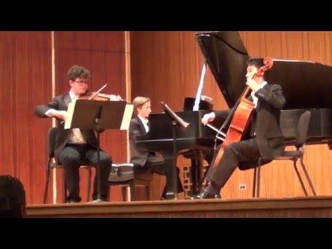 Piazzolla: Winter - Piano Trio