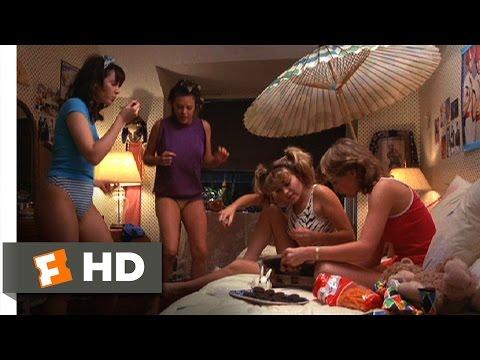 Valley Girl (9/12) Movie CLIP - Slumber Party (1983) HD