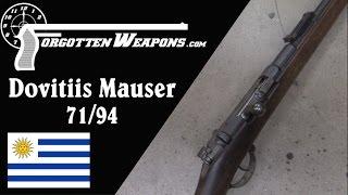 uruguay s forgotten mauser the dovitiis