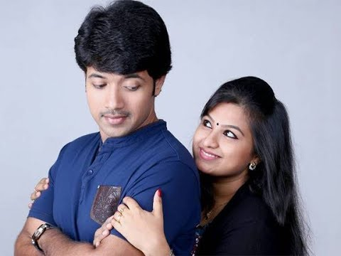 "Ammuvinte Amma  Serial Actor"" Subash"" with Real Life Family"