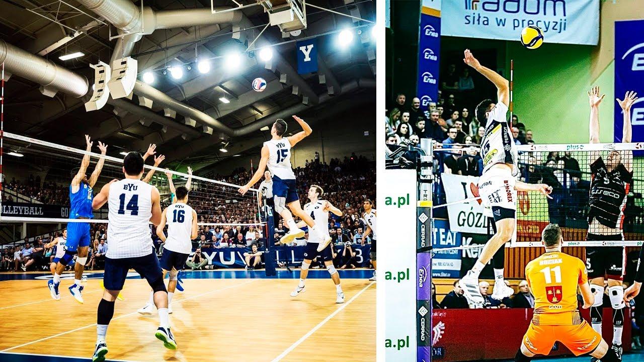 Crazy Volleyball  Plays by Sander Brenden - Team Volleyball USA
