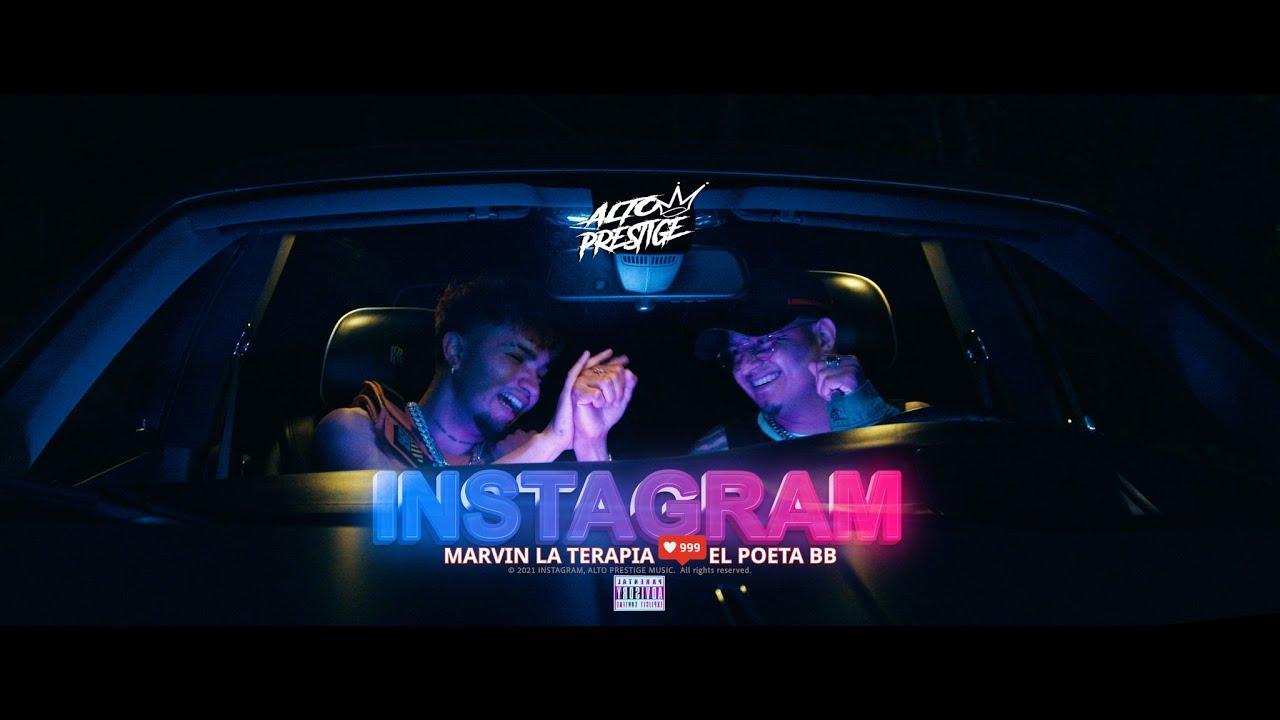 "Marvin La Terapia ft. El Poeta BB ""INSTAGRAM"" (VIDEO OFICIAL)"