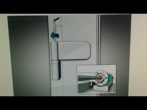 How To Adjust Your Pvc Door Lock To Stop Draughts Doovi
