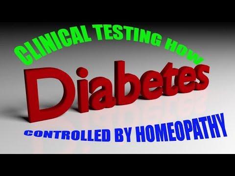 Homeopathic treatment of Diabetes||होमियोपैथी से करें शुगर का इलाज| मधुमेह जड़ से ख़त्म