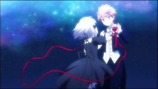 Kanji and romaji lyrics of Rewrite Moon and Terra's second opening ...