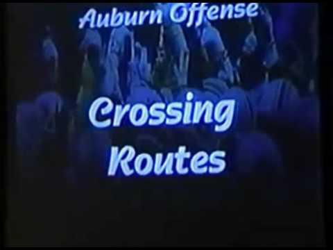 Noel Mazzone Auburn Football Passing Concepts