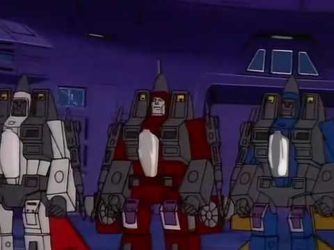 transformers g1 powerglide y astoria vs thrust dirge y ramjet