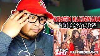 Pentatonix - Kirstin Maldonado's Lip Sync Battle | FULL PERFORMANCE | INSANE REACTION 2018!