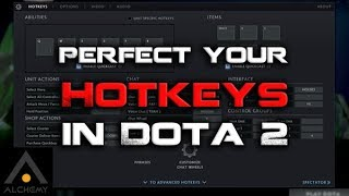 Dota 2: How to Set Up the Best Hotkeys for You | Pro Dota 2 Guides