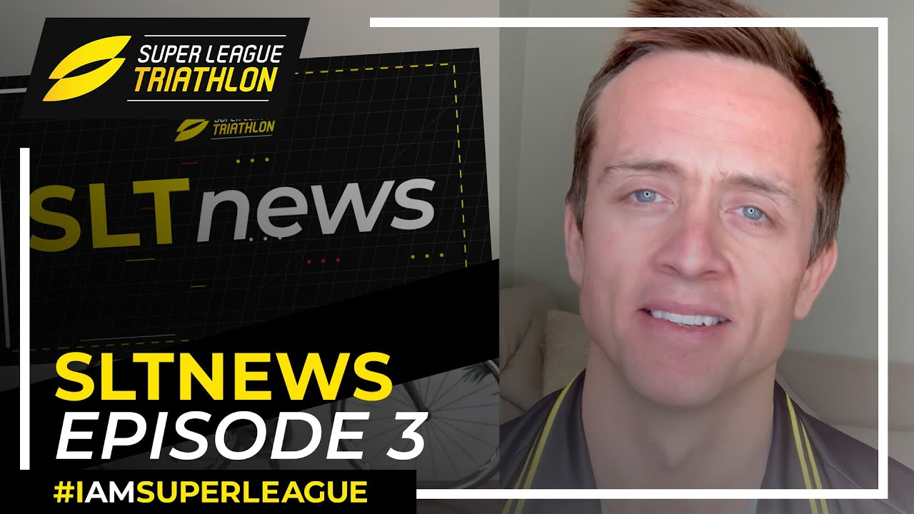 SLTN: Triathlon News with Will McCloy 📺 including bad lockdown looks with Pro Triathletes