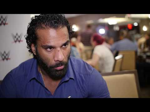 Jinder Mahal interview: On being WWE Champion, facing Shinsuke Nakamura and challenging Brock Lesnar