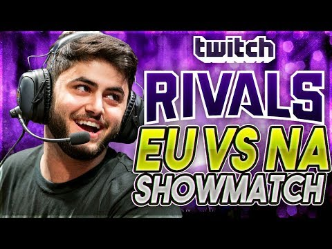 Twitch Rivals - League of Legends: EU vs. NA Showmatch | Yassuo POV