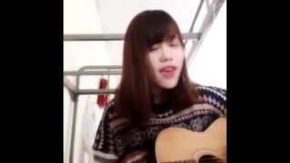 Mùa ta đã yêu guitar cover by song sinh em