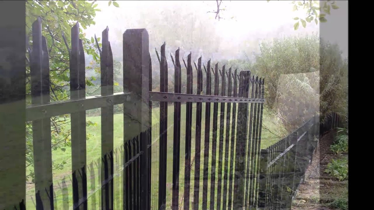 Steel palisade 1