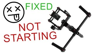 dji ronin m ronin mx not working not starting dead activation