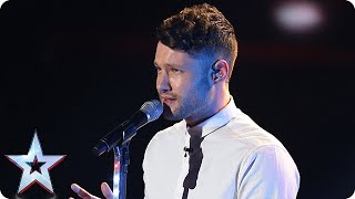Could it be Calum Scott's time to sparkle? |Grand Final | Britain's Got Talent 2015