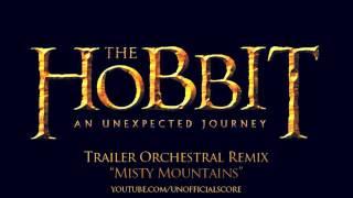 The Hobbit Unexpected Journey Soundtrack Remix