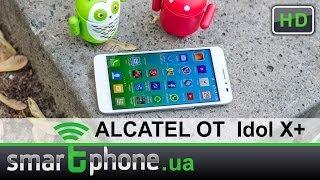 alcatel ONETOUCH Idol X - Обзор. Флагман 2014 года