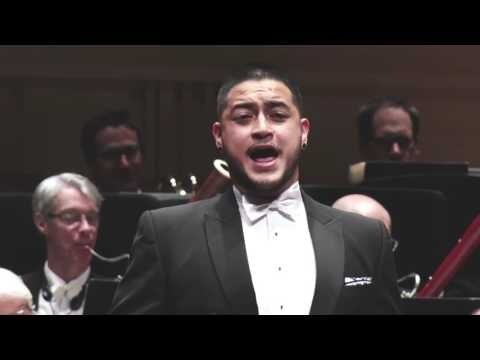 2017: Filipe Manu, tenor. Finals Concert, second performance (Donizetti)