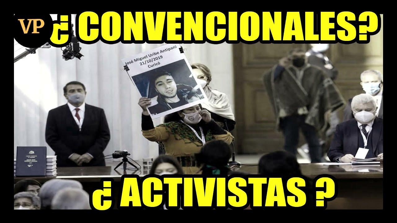 CONVENCIONALES ACTIVISTAS