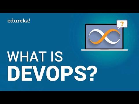 What is DevOps? | DevOps Training - DevOps Introduction & Tools | DevOps Tutorial | Edureka