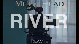 "METALHEAD REACTS to ""River"" by Eminem (Feat. Ed Sheeran)"