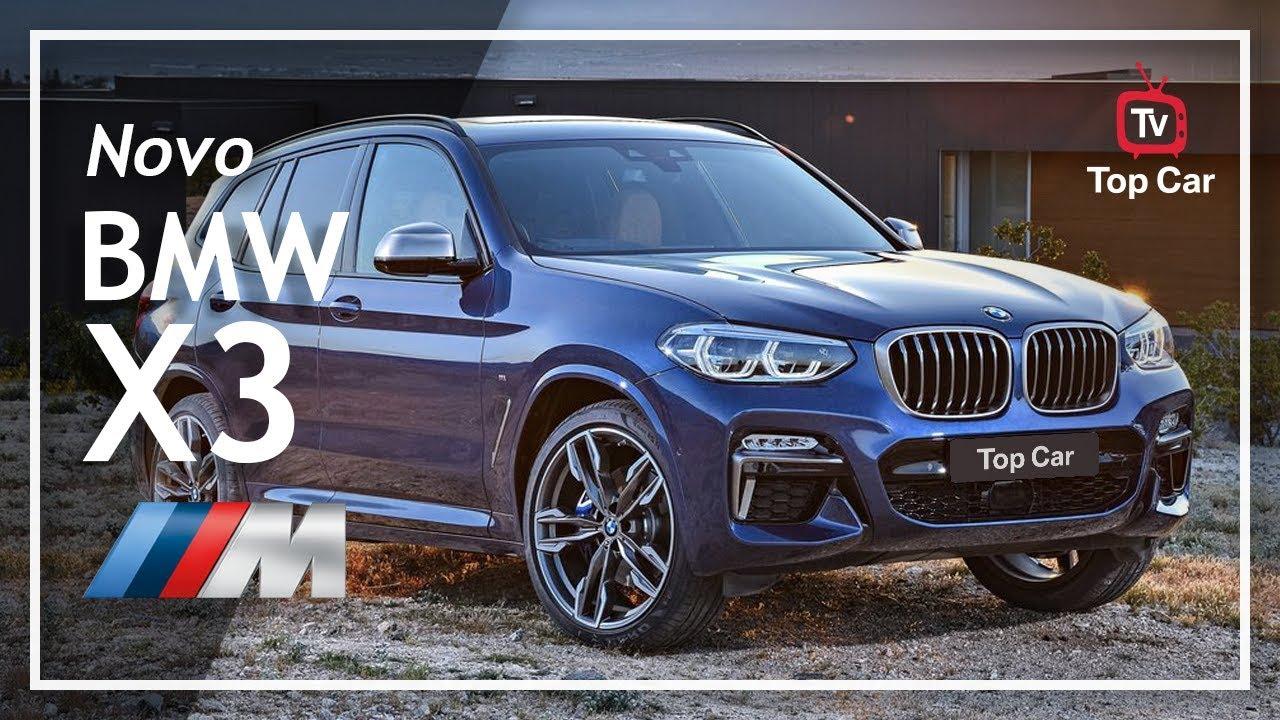 2018 BMW X3 M40i - VOCÊ NUNCA VIU UM SUV ASSIM!