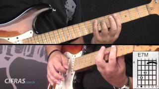 Djavan - Samurai - Como tocar no TV Cifras